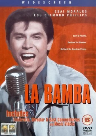 La bamba Movie Poster
