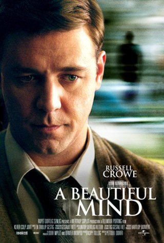Beautiful Mind, A Movie Poster