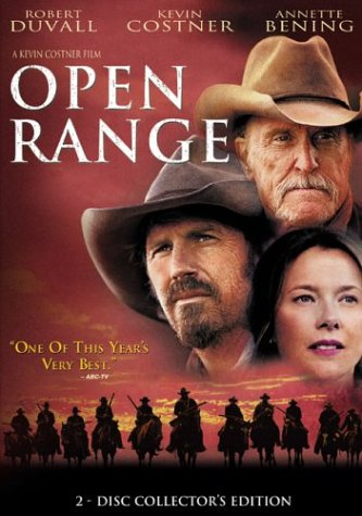Open Range Movie Poster