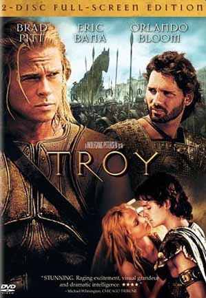 Troy Movie Poster