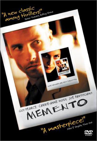 Memento Movie Poster
