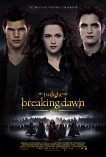 The Twilight Saga: Breaking Dawn - Part 2 Movie Poster