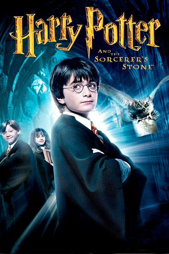 Harry Potter And The Philosopher's Stone Movie Poster