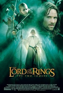 The: Lord of the Rings,  The Two Towers