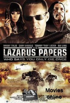 The Lazarus Papers